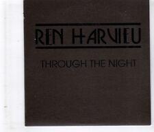 (HK978) Ren Harvieu, Through The Night - 2011 DJ CD