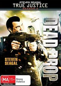 True Justice - Dead Drop DVD