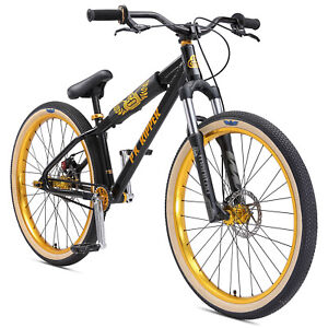 "BMX Cruiser 26 Zoll SE Bikes DJ Ripper HD 2020 BMX Fahrrad 26"" Dirt Jump Bike"