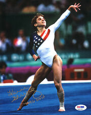 Kerri Strug SIGNED 8x10 Photo +96 Gold Gymnast Olympics ITP PSA/DNA AUTOGRAPHED