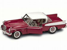 1958 Studebaker Golden Hawk RED 1:18 Road Legends YatMing 20018