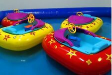 Inflatable Bumper Boat  UK Supplied Without Batteryies + Pools & packages