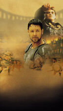 Gladiator Russell Crowe movie poster print #15