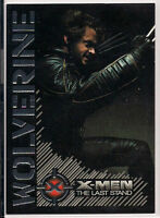 X-Men 3 The Last Stand Trading Cards Wolverine Portrait Of A Hero Chase Card W7