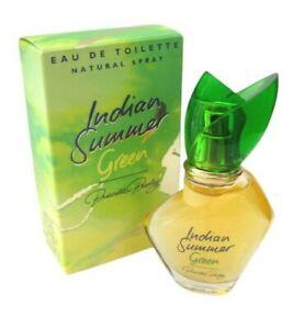 Priscilla Presley Indian Summer Green 20 ml Eau de Toilette Spray