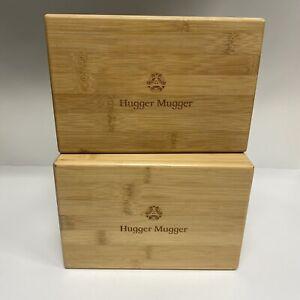 Hugger Mugger Wood Yoga Blocks (Set Of Two)