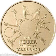 2007//MONNAIE DE PARIS**GUY FERRER-SCULPTURE-TOLERENCE**75.