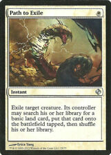 Path to Exile NM/PL Duel Decks/Conflux/MM MTG Magic The Gathering White Eng Card