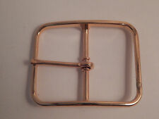 BUCKLES - GOLD FINISH