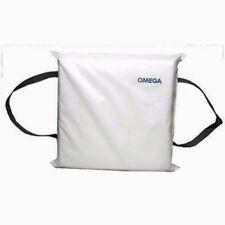 Flowt Throwable Flotation Foam Cushion White 40104 USCG Approved MD