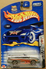FORD MUSTANG SILVER CONV. GT 1986 197 2003 3 OF 12 FINAL RUN HOT WHEELS HW