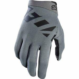Fox 2020 Racing Mens Ranger Gloves Racing Mountain Bike BMX Graphite Black