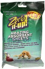Urine Off Duojs1106 2 Count Zorbitup Sheets For Pet Odor