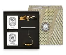 NEW Diptyque 2018 Carousel Set with 2 x 70g / 2.4 Oz candles - Baies & Tubéreuse
