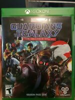 Marvel's Guardians of the Galaxy: The Telltale Series (Microsoft Xbox One, 2017)