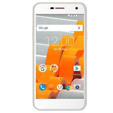 "WILEYFOX SPARK 5.0"" HD SIM FREE DUAL SIM 8MP CAMERA SMARTPHONE WHITE WFSP5016-02"