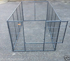 KT6 Giant Puppy Run System Galvanised