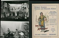 More details for bridport amateur operatic society 1952 maid of the mountains  + photos j1.608