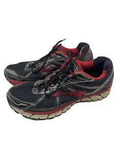 🔥 Brooks Adrenaline GTS-15 Men Running Shoes Red  110181D057 Sz 13