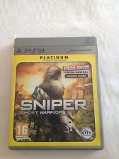 PS3 Sniper Ghost Warrior