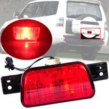 1*Rear Spare Tire Cover Tail Fog Lamp Light For Mitsubishi Pajero Shogun Plastic