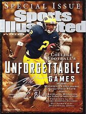 CHARLES WOODSON RP SIGNED HEISMAN SPECIAL SPORTS ILLUSTRATED