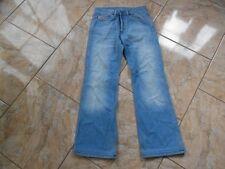 G9922 Diesel Ravix Jeans W29 Hellblau ohne Muster