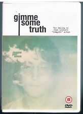 JOHN LENNON GIMME SOME TRUTH DVD F.C.  BEATLES COME NUOVO!!!