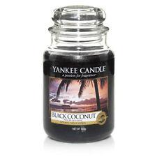 Velas decorativas Yankee Candle color principal negro para el dormitorio