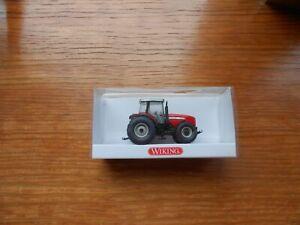 WIKING MASSY FERGUSON FARM TRACTOR MODEL 8280 HO GAUGE NIP