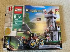 LEGO 7948 Kingdoms Outpost Attack COMPLETE with original packaging