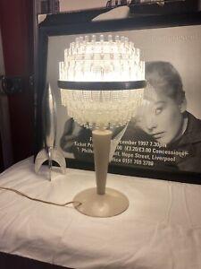 Vintage Retro Atomic Sputnik Desk Table Lamp