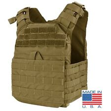 CONDOR US1020-003 Tactical MOLLE Cyclone Lightweight Plate Carrier Vest Tan