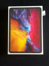 Apple iPad Pro 2nd Gen. 256GB, Wi-Fi, 11 in (2020) Space Gray Cellular New A2068