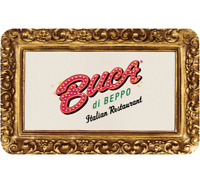 Buca di Beppo Gift Card - $25 $50 $100 - Email delivery