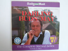 DAILY MAIL DARLING BUDS OF MAY EPISODE 3 PART 1 DISC 5 DVD