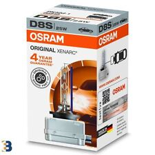 Osram D8S Original Xenarc 25W HID Xenon Bulb 66548 - 4 Years warranty