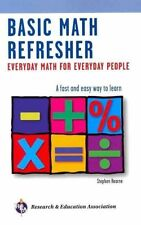Basic Math Refresher  Everyday Math for Everyday People Stephen Hearne PAPERBACK
