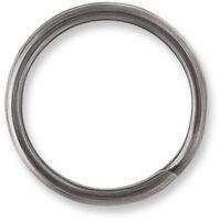 VMC Split Ring - Bass Fishing Terminal Tackle - Select Size & Pound Test