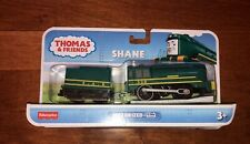 Fisher-Price Thomas and Friends Trackmaster Shane Motorized Engine Train New