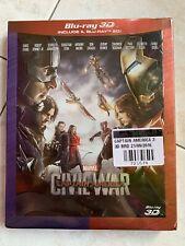 Marvel BRD Captain America - Civil W. (2d 3. Dsb)