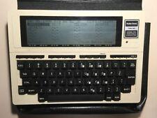 Radio Shack TRS-80 Model 100 Portable Computer Vintage Tandy ~ Working