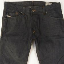 Mens Diesel DARRON 008Z8 Slim Tapered Blue Jeans W34 L34