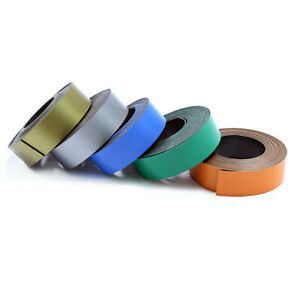 2cm Width Soft Rubber Strip Magnetic Tape Frame Ribbons For DIY Crafts Bendable