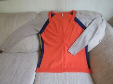 Ladies Hanna Andersson Cardigan Sweater Size XL