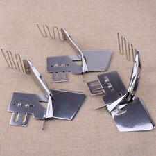 3pcs/set Sewing Machine Double Fold Binder Cover Stitch Flat Edge