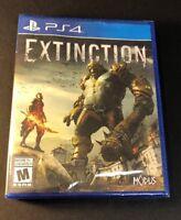 Extinction (PS4) NEW