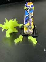digimon Mini Fingerboard Skateboard