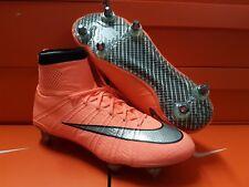 NUOVO Nike Mercurial Superfly IV SG UK 8.5 UE 43 Scarpe Calcio Hypervenom Vapor