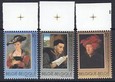 Belgique: 1996 peintures par belge artistes ensemble sg 3351-3 neuf sans charnière